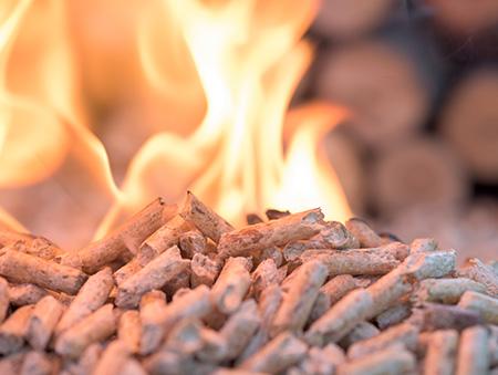 Vente de granulés de bois près de Lens dans le Nord Pas-de-Calais