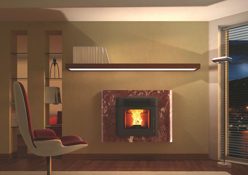 insert granul s de bois focus. Black Bedroom Furniture Sets. Home Design Ideas